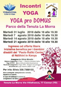 Yoga Pro Domus 2018