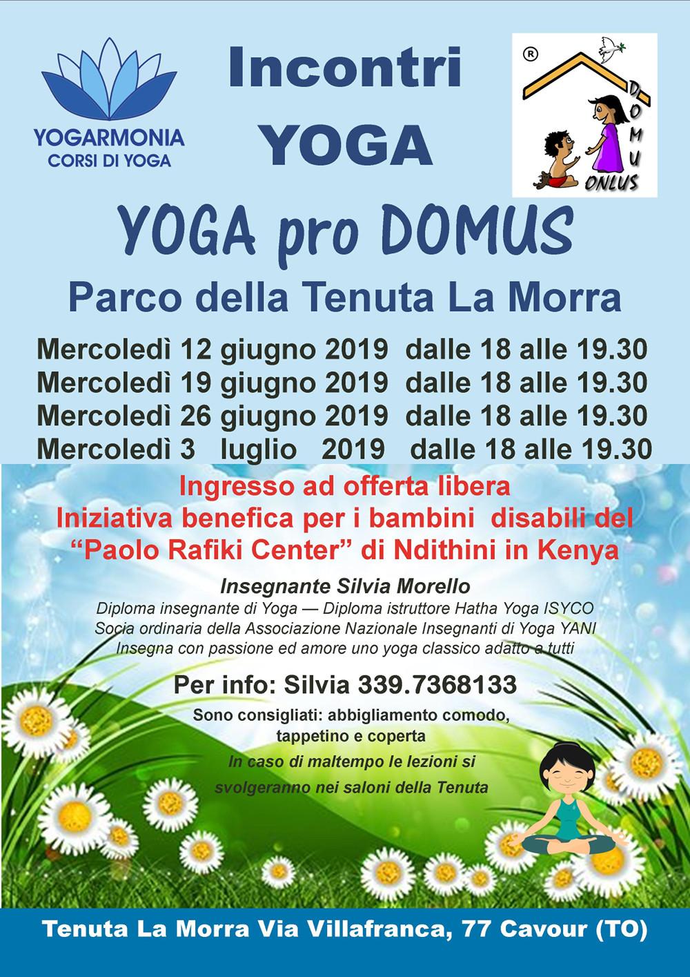 yoga estivo pro domus 2019